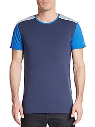 Sovereign Code Knoxville Mesh Trim Colorblock Tee