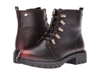 Spring Step Sarik Bordeaux Women's Lace Up Boots Burgundy