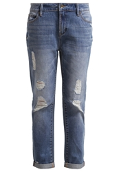 Evenandodd Relaxed Fit Jeans Blue Denim