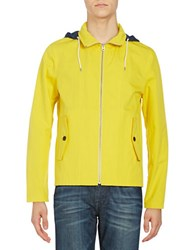 Baffin Zip Up Cotton Blend Jacket