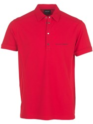 Galvin Green Mills Polo Red