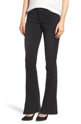 Wit And Wisdom Ab Solution Itty Bitty Bootcut Jeans Bk Black