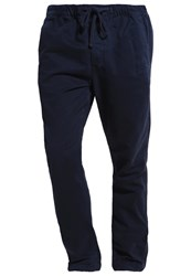 Abercrombie And Fitch Chinos Navy Dark Blue