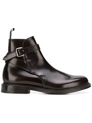 Church's Worthing Chelsea Boots Brown