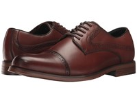 Dockers Bateman Whiskey Polished Full Grain Men's Shoes Brown