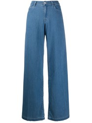 J Brand Denim Wide Leg Jeans 60
