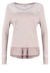 Cream Tessa Jumper Spring Powder Taupe