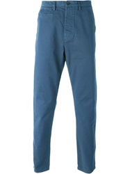 Hope Chino Trousers Blue