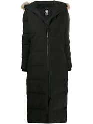 Canada Goose Fur Hooded Padded Coat 60
