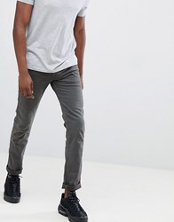Replay Anbass Slim Stretch Jeans Dark Grey Dark Grey