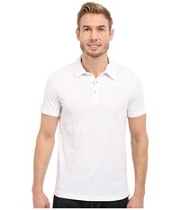 Mod O Doc Zuma Short Sleeve Polo White Men's Clothing