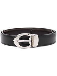 Montblanc Buckled Belt Black