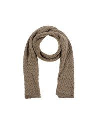 Patrizia Pepe Oblong Scarves Dove Grey