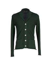 Brian Dales Cardigans Military Green