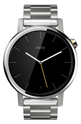 Motorola 'Moto 360 2Nd Gen' Smart Watch 45Mm Silver