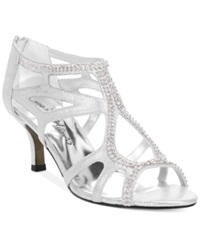 Easy Street Shoes Easy Street Flattery Evening Sandals Women's Shoes
