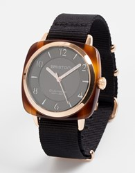 Briston 'Clubmaster Chic Acetate' Watch