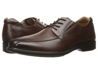 Hush Puppies Henning Workday Tan Wp Leather Men's Shoes