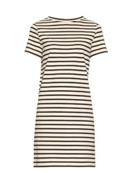M.I.H Jeans Jesais Breton Stripe Dress Blue Stripe