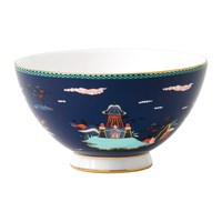Wedgwood Wonderlust Bowl Blue Pagoda