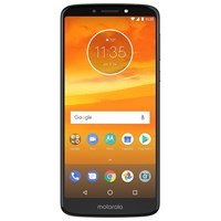 Motorola E5 Plus Smartphone Android 5.99 4G Lte Sim Free 16Gb Flash Grey