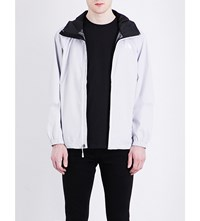 The North Face Quest Hooded Shell Jacket Tnf White Hthr