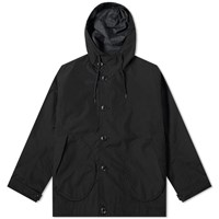 Nanamica Nylon Gore Tex Cruiser Jacket Black