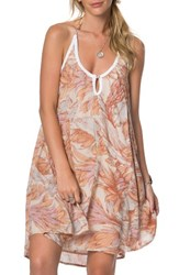 O'neill Women's Evelyn Halter Dress Naked