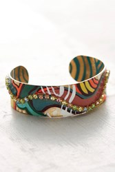 Anthropologie Palta Painted Cuff Assorted