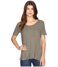 O'neill Abbot Tee Dusty Olive Women's T Shirt