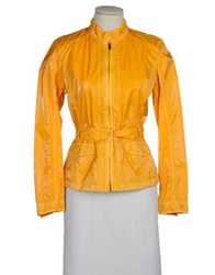 Museum Jackets Yellow