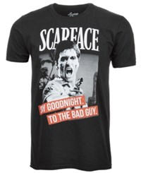 New World Scarface T Shirt By Black