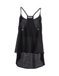 Lo Not Equal Topwear Tops Women Steel Grey