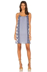 Soft Joie Jorell Dress Blue
