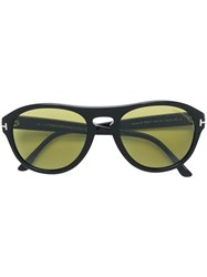 Tom Ford Eyewear Austin Sunglasses Black