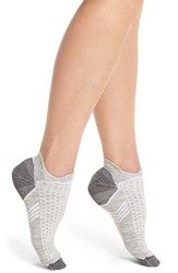 Sockwell Women's Inspire Tabbed Ankle Socks Lt. Grey
