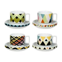 Magpie Viva Espresso Cups Set Of 4
