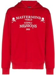 Mastermind Japan Missions Hd Swt Red