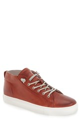 Blackstone Men's 'Lm11' Sneaker Rusty Red