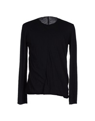 Forme D'expression Sweaters Black