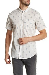 Billabong Norwest Short Sleeve Tailored Fit Shirt White