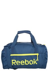 Reebok Sports Bag Blue