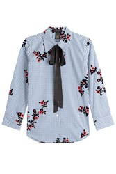 Marc Jacobs Printed Cotton Shirt Multicolor