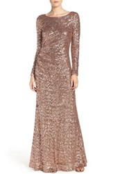 Vince Camuto Women's Sequin Gown