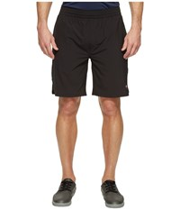 Travis Mathew Red Carl Shorts Black Men's Shorts
