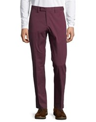 Black Brown Classic Dress Pants Cadet Blue