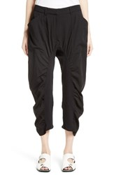 Stella Mccartney Women's Gathered Wool Joggers