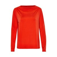Soaked In Luxury Casual Fit Top Red