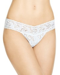 Hanky Panky Thong Bride Low Rise 491041 Powder Blue