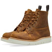 Tricker's Gloxy Sole Burford Boot Brown